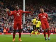 Bóng đá - Vượt Torres, Sturridge hiệu quả nhất Liverpool ở NHA