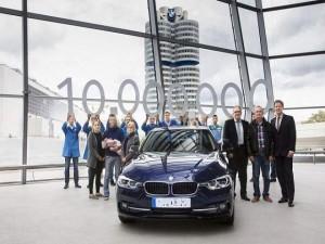 """Ô tô - Xe máy - BMW 3-Series Sedan thứ 10 triệu đã có """"chủ"""""""