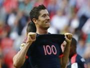"""Bóng đá - """"Siêu nhân"""" Lewandowski: Thách thức Ronaldo, Messi"""