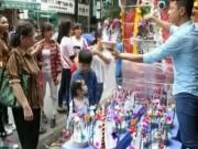 Du lịch Việt Nam - Đón Trung thu với thiên nga bông