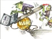Video An ninh - Đầu tư sàn vàng ảo: Thắng, thua gì cũng mất tiền?!