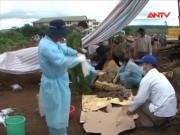 Video An ninh - Lâm Đồng: Khai quật thi thể vợ chồng bị sát hại, giấu xác