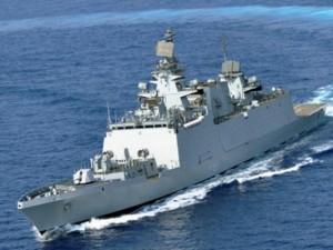 Tin tức trong ngày - Tàu chiến tàng hình hiện đại nhất Ấn Độ sắp thăm Đà Nẵng