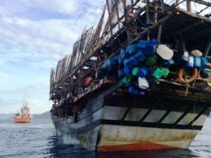 Tin tức trong ngày - Cứu 38 thuyền viên gặp nạn trên biển