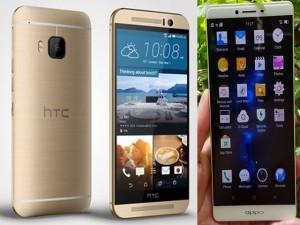 Top smartphone vỏ kim loại, chipset 8 nhân mạnh mẽ nhất