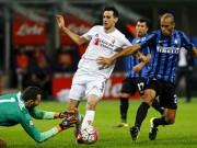 """Bóng đá - Tiêu điểm V6 Serie A: Juve """"ngã ngựa"""", Inter mất ngôi đầu"""