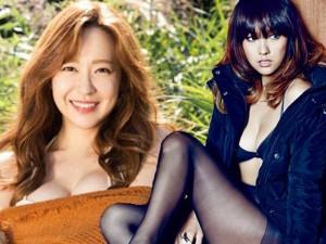 Ca nhạc - MTV - Ngắm những mỹ nhân Hàn lần đầu mặc nội y chụp hình
