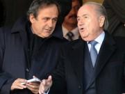 """Bóng đá - Bị nghi """"ăn tiền"""" của Blatter, Platini có thể trắng tay"""