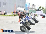 Thể thao - Mãn nhãn với màn biểu diễn môn drift xe tại TP.HCM