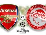 """Bóng đá - Arsenal – Olympiacos: Chờ """"Pháo"""" thông nòng"""