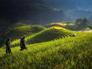 Du lịch - Tây Bắc đẹp mơ màng qua ống kính nhiếp ảnh gia Thái Lan