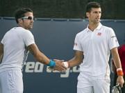 Thể thao - Hoàng Nam so tài tay vợt 2 lần đánh bại Djokovic