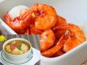 Ẩm thực - Kích thích vị giác với tôm sốt dứa, canh sườn nấu măng