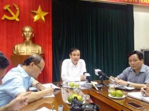 """Tin tức trong ngày - Hà Nội kiểm điểm huyện Mỹ Đức vụ """"cả họ làm quan"""""""