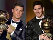Bóng đá - Quả bóng vàng 2015: Tia hy vọng cho Ronaldo