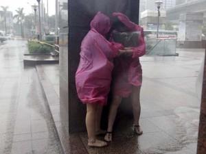 Thế giới - Clip siêu bão càn quét Đài Loan, hơn 300 người thương vong