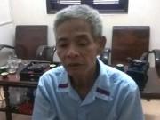 Video An ninh - Lời khai của nghi phạm giết người phân xác phi tang