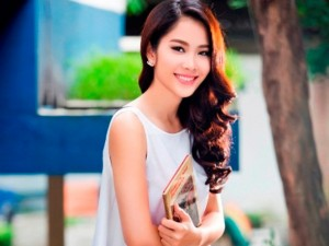 """Người mẫu - Hoa hậu - Thí sinh Hoa hậu lý giải tự nhận tính cách """"giống chó"""""""