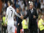 Bóng đá - Ronaldo nhớ Ancelotti, cảm thấy bị bỏ rơi ở Real