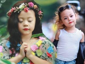 Giới trẻ - Mẫu nhí sành điệu hóa thân thành công chúa xinh đẹp