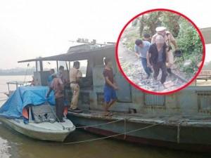 Tin tức trong ngày - Cảnh sát dùng canô cứu người nhảy cầu tự vẫn