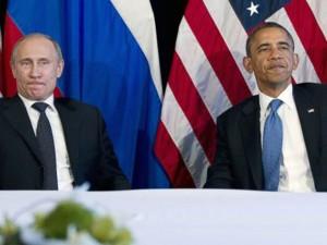Tin tức trong ngày - Những lần chạm mặt căng thẳng giữa Obama và Putin