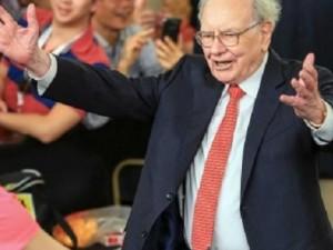 Buffet: Không dùng tiền định nghĩa thành công