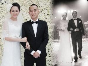 Ngắm lại đám cưới xa hoa 7 tỷ của siêu mẫu Ngọc Thạch