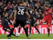 Cup C1 - Champions League - Bayern - Dinamo Zagreb: Một trời một vực