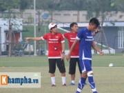 Bóng đá - Đội tuyển VN tập trung: Ông Miura lo xa!