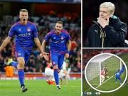 """Bóng đá - Arsenal lâm nguy: """"Pháo thủ"""" bao giờ mới lớn"""