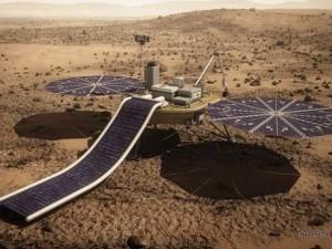 Tin tức trong ngày - Những ngôi nhà tương lai trên sao Hỏa