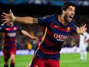 Cup C1 - Champions League - Suarez: Người giữ đuốc thay Messi cho Barca