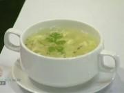 Ẩm thực - Thanh mát, đẹp da với súp nha đam sò điệp