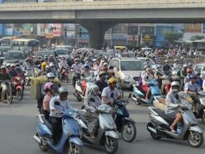 Tin tức trong ngày - Thống nhất tạm dừng thu phí đường bộ với xe máy