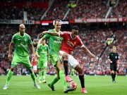 Bóng đá - Chi tiết MU - Wolfsburg: Bảo toàn tỷ số (KT)