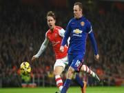 """Bóng đá - Arsenal – MU: """"Đại chiến"""" thời mạt vận"""