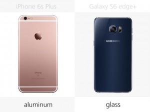 Thời trang Hi-tech - So sánh chi tiết iPhone 6S Plus và Galaxy S6 Edge Plus