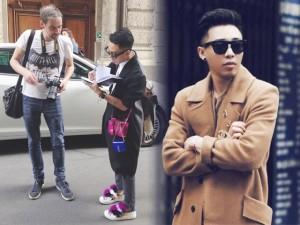 Tin tức thời trang - Stylist Hoàng Ku: Tôi mất ngủ vì áp lực phải mặc đẹp