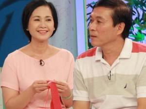 NSND Lan Hương: Chồng tôi là người rất nghiêm