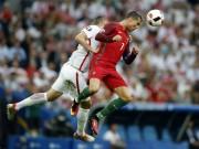 Bóng đá - Góc ảnh EURO: Ronaldo thở phào, Lewandowski chết lặng