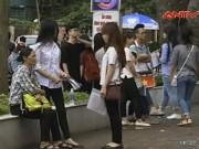 Video An ninh - Gần 1 triệu sĩ tử đội mưa nắng dự thi THPT Quốc gia