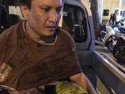 An ninh Xã hội - Nổ súng khống chế tên cướp giật táo tợn ở phố Tây