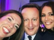 Thủ tướng Anh ăn tối, dự dạ tiệc  quên sầu  Brexit