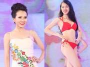 Thời trang - Vẻ đẹp 12 cô gái đầu tiên lọt chung kết Hoa hậu Bản sắc