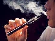 Sức khỏe đời sống - Thuốc lá điện tử gây bệnh ở miệng