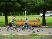 Du lịch - Ngỡ ngàng vẻ đẹp bình yên Siberia vào hè
