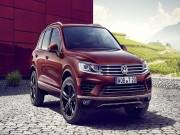 Volkswagen Touareg Executive Edition giá cao ngất ngưởng