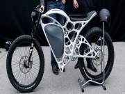 Xe máy - Xe đạp - Airbus ra mắt xe máy điện từ công nghệ in 3D