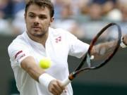 """Thể thao - Del Potro - Wawrinka: Ánh hào quang của """"Tòa tháp Tandil"""" (V2 Wimbledon)"""